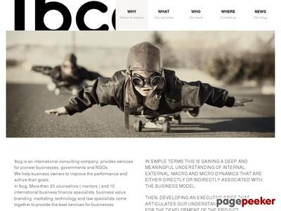 Ibcgcompany.com